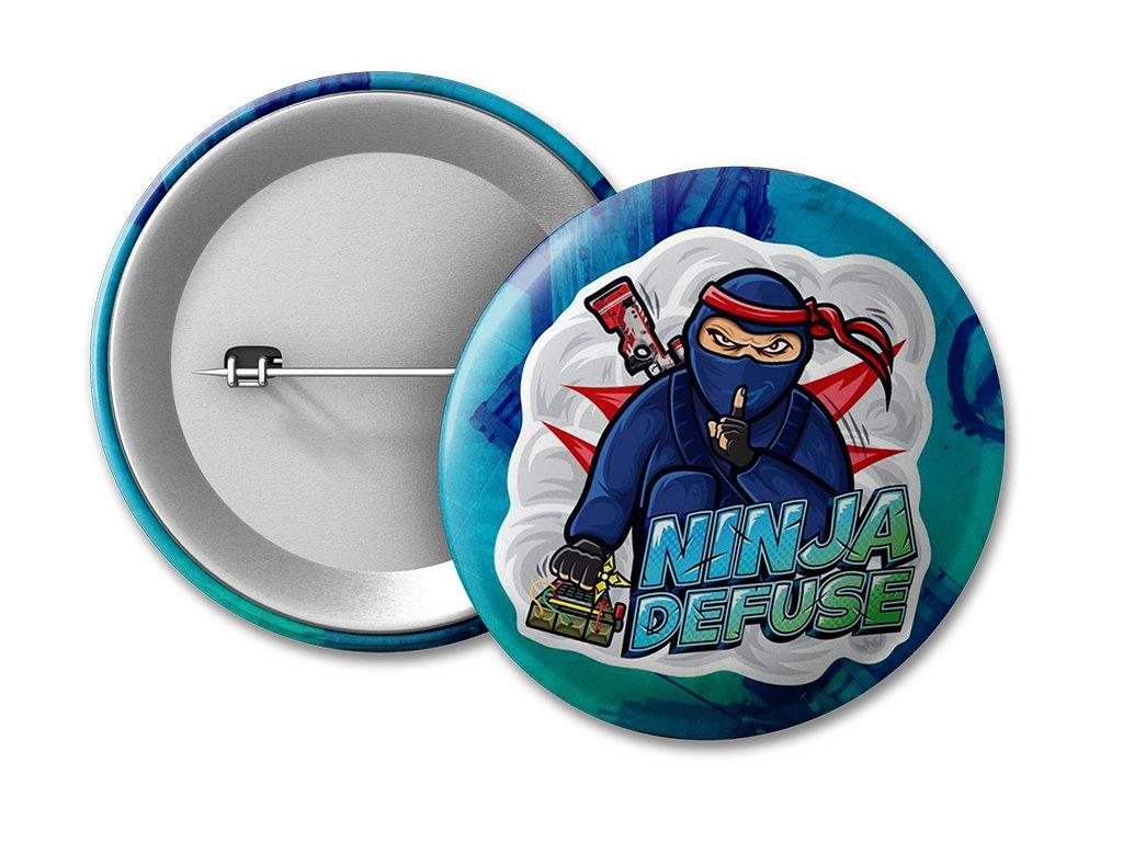 Placka Ninja Defuse
