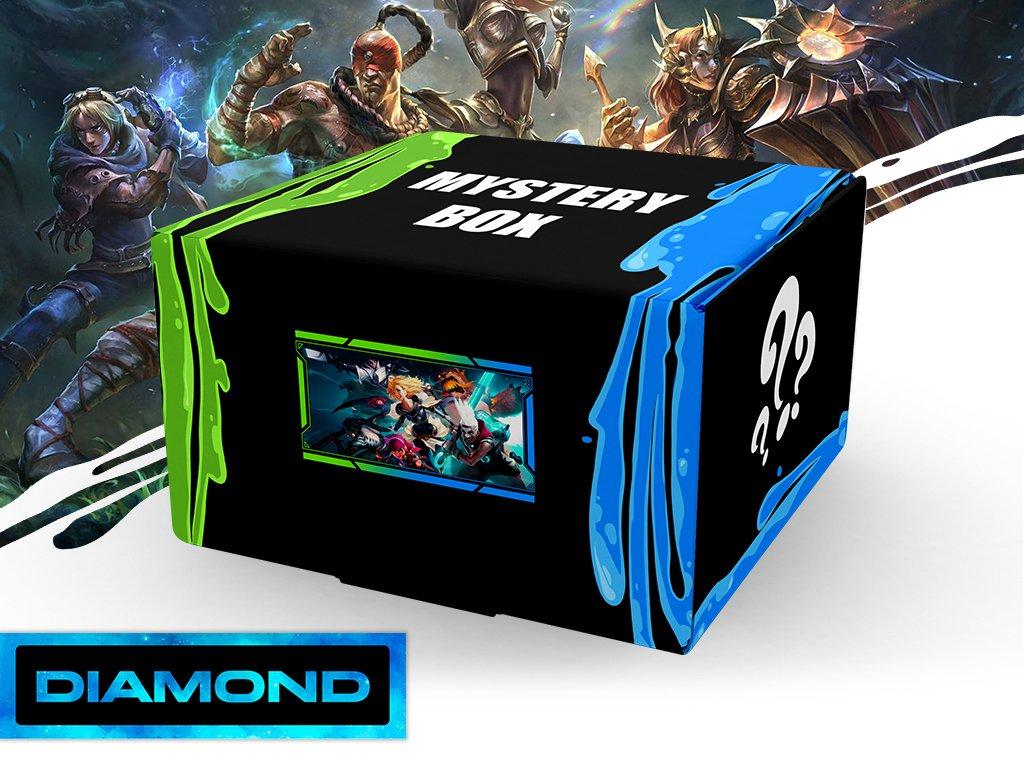 LEAGUE OF LEGENDS Mystery box diamond