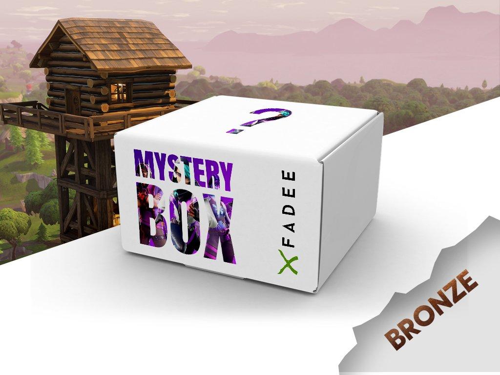 Fortnite Mystery box bronze