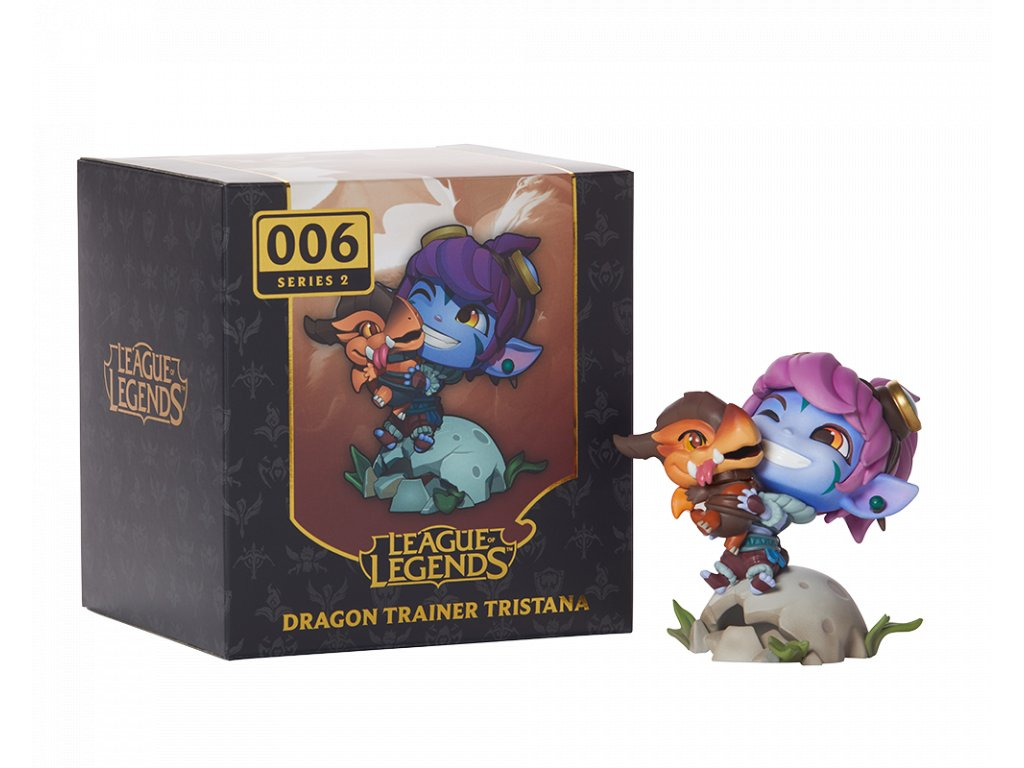 Figurka LoL - Dragon Trainer Tristana