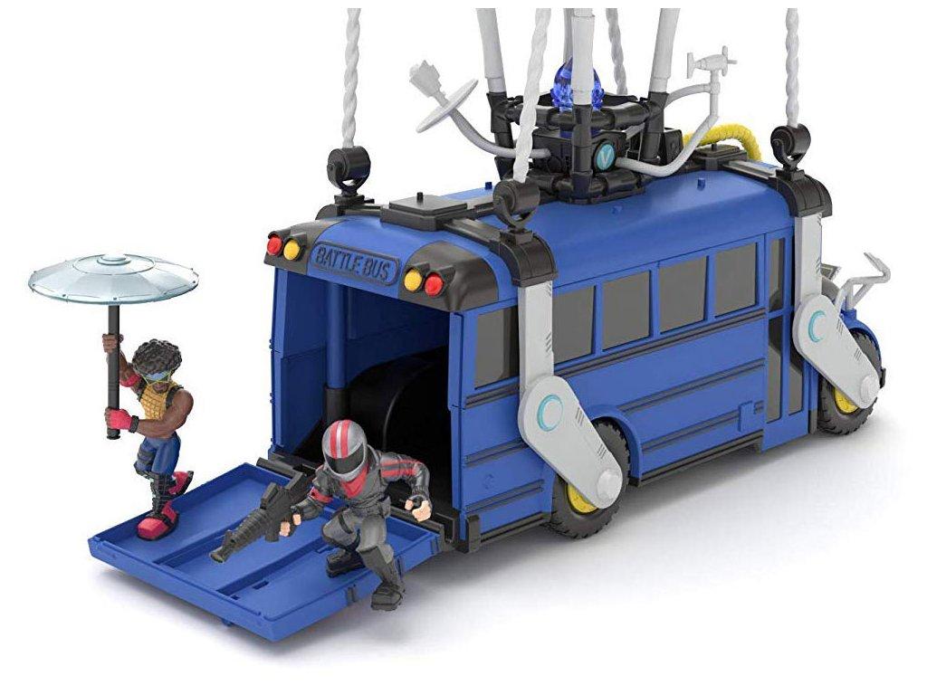 Fortnite Battle Bus Set
