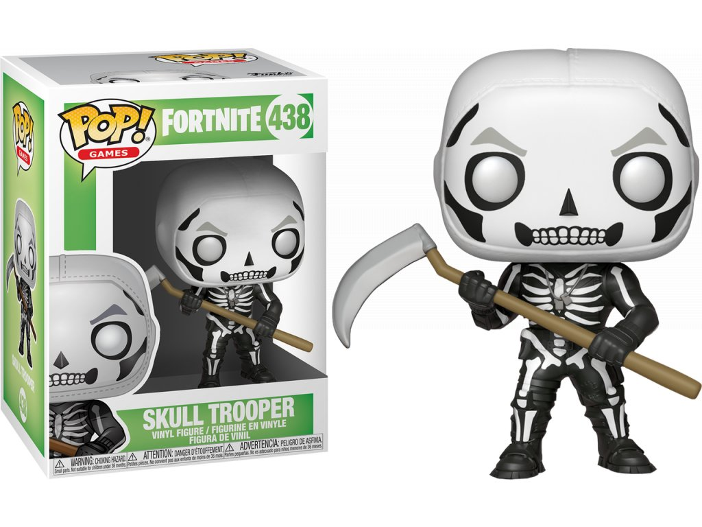 pop skull trooper