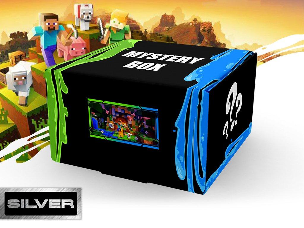 Minecraft Mystery box2