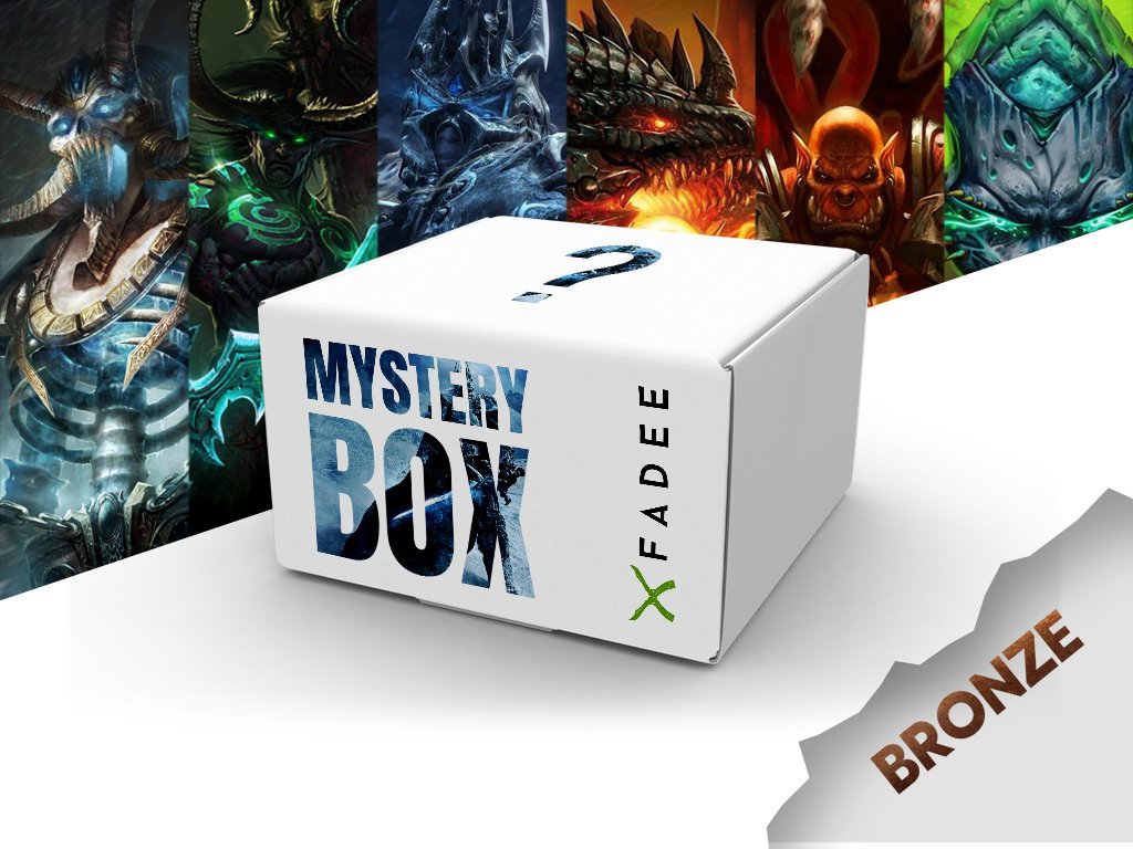 WOW Mystery box bronze