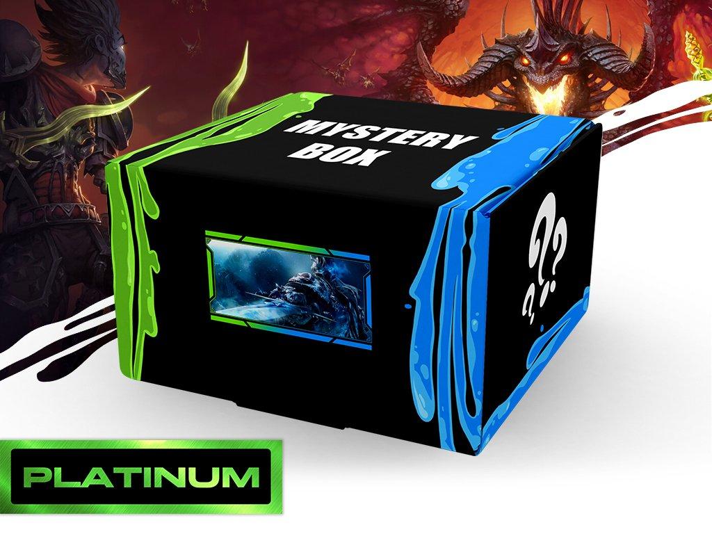 WOW Mystery box platinum