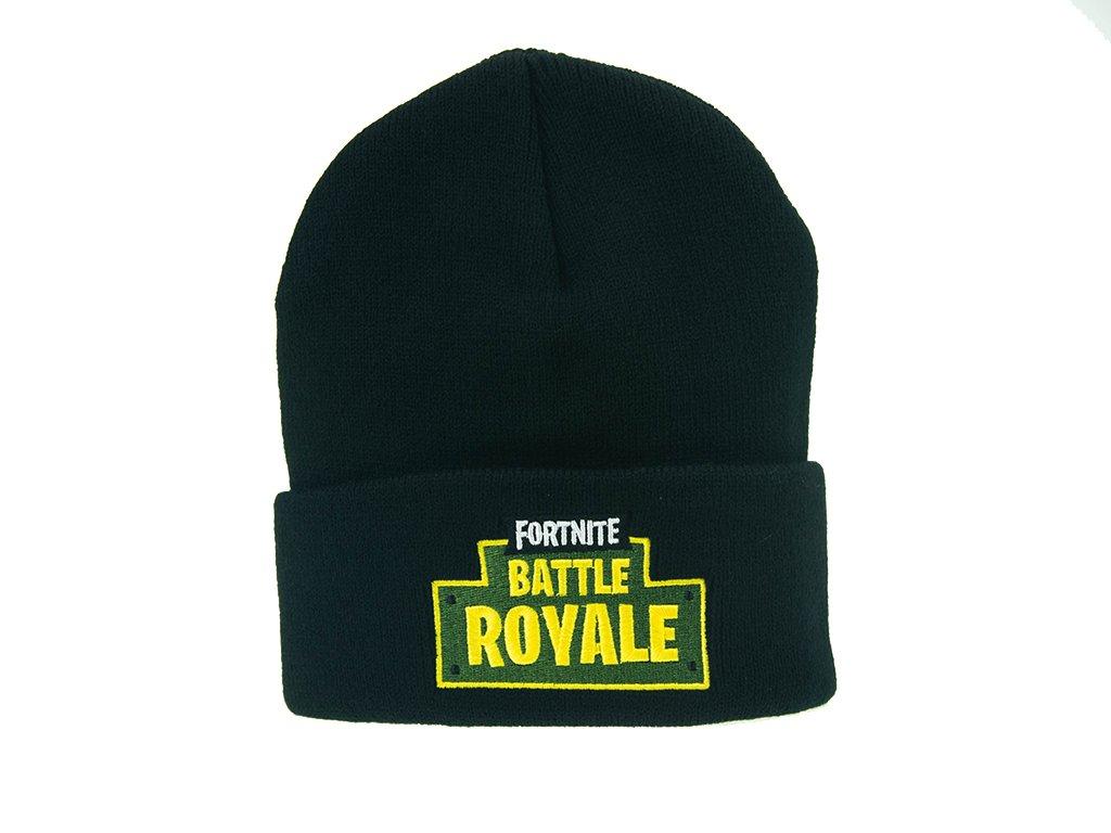 Dětská čepice Battle Royale - černá