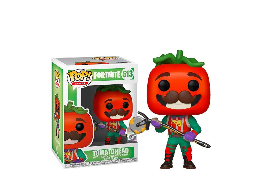 detail tomatohead