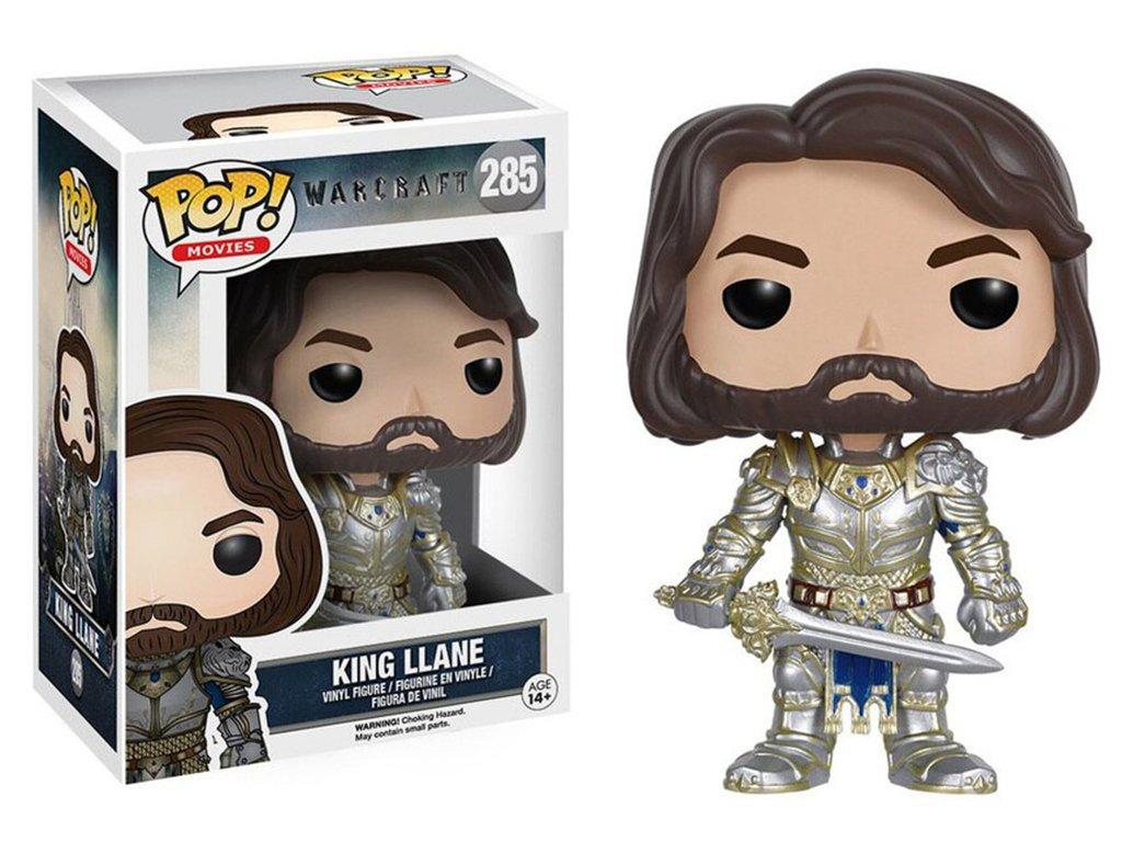 Funko POP! figurka King Llane - 10 cm