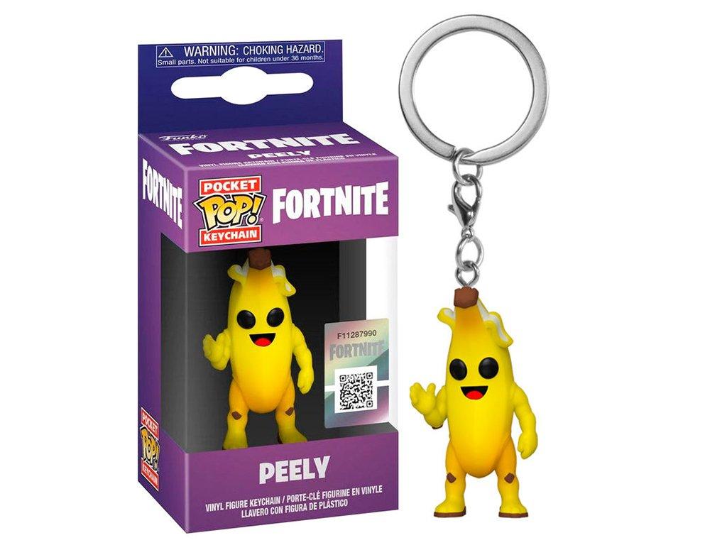 Funko Pocket POP! klíčenka Peely - 4 cm