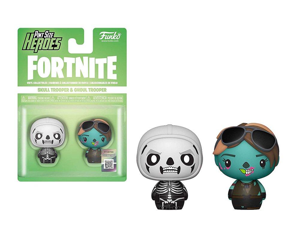 Funko Pint Size Heroes set Skull Trooper & Ghoul Trooper - 4 cm