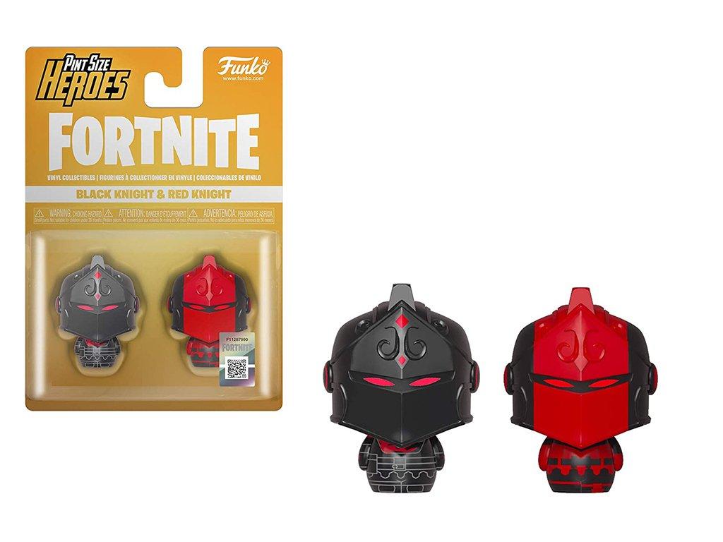 Funko Pint Size Heroes set Black Knight & Red Knight - 4 cm