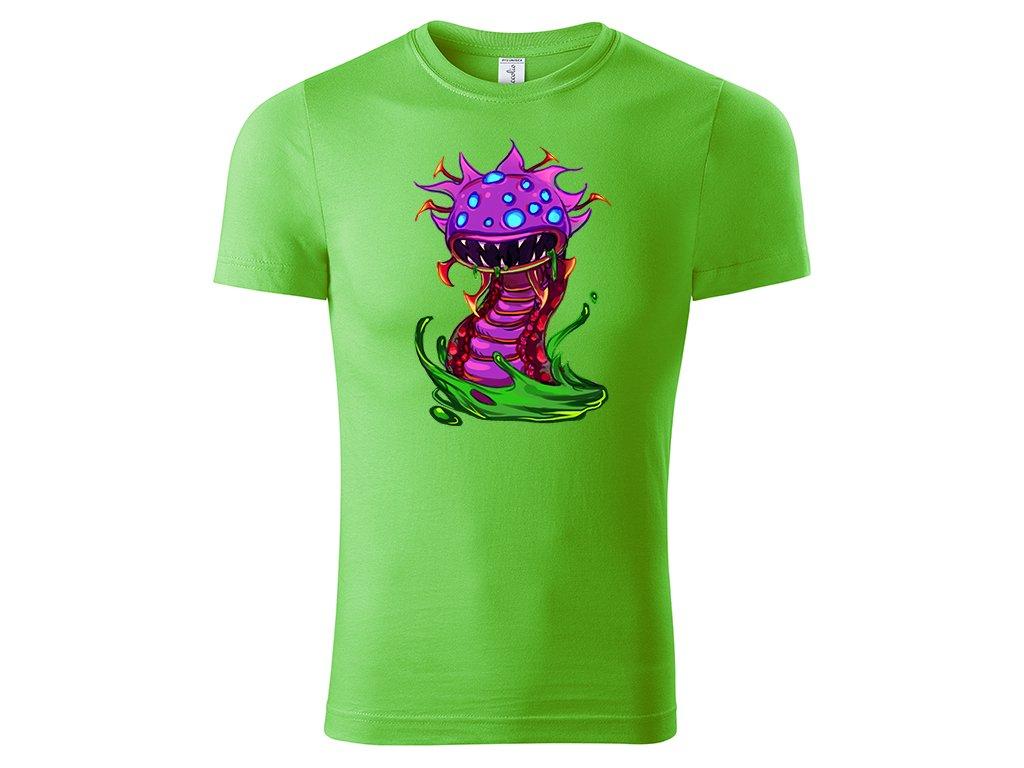 Tričko Baron zelená