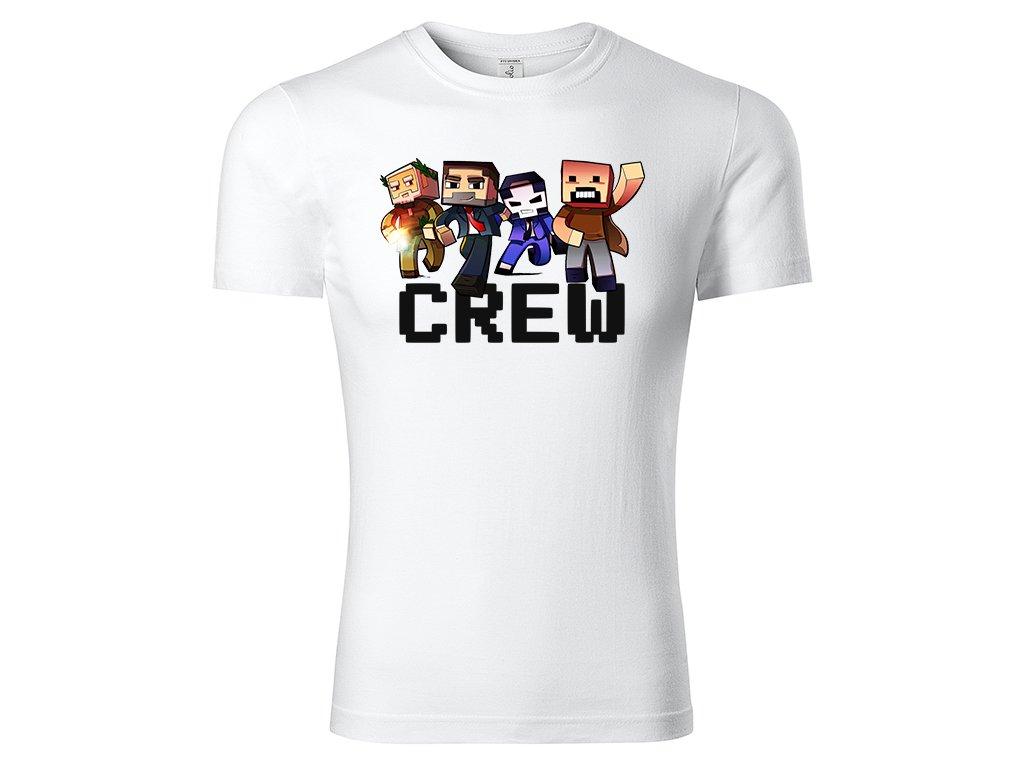 Tričko Crew