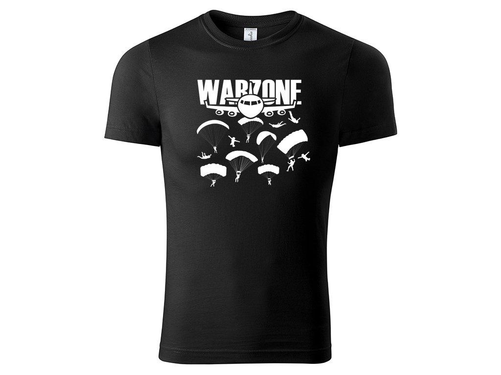 Tričko Warzone