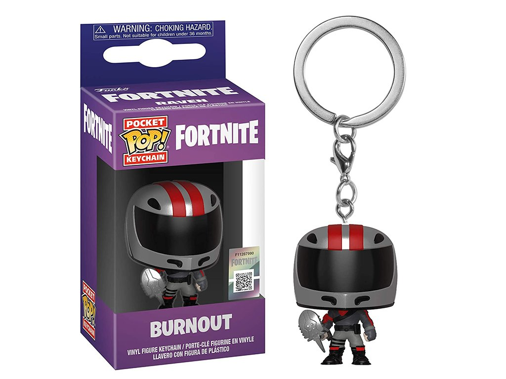 Fortnite Funko Pocket Pop Burnout