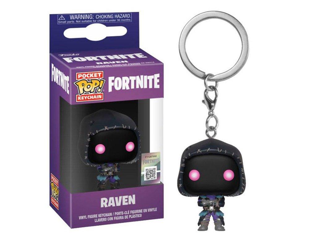 Fortnite Funko Pocket Pop Raven