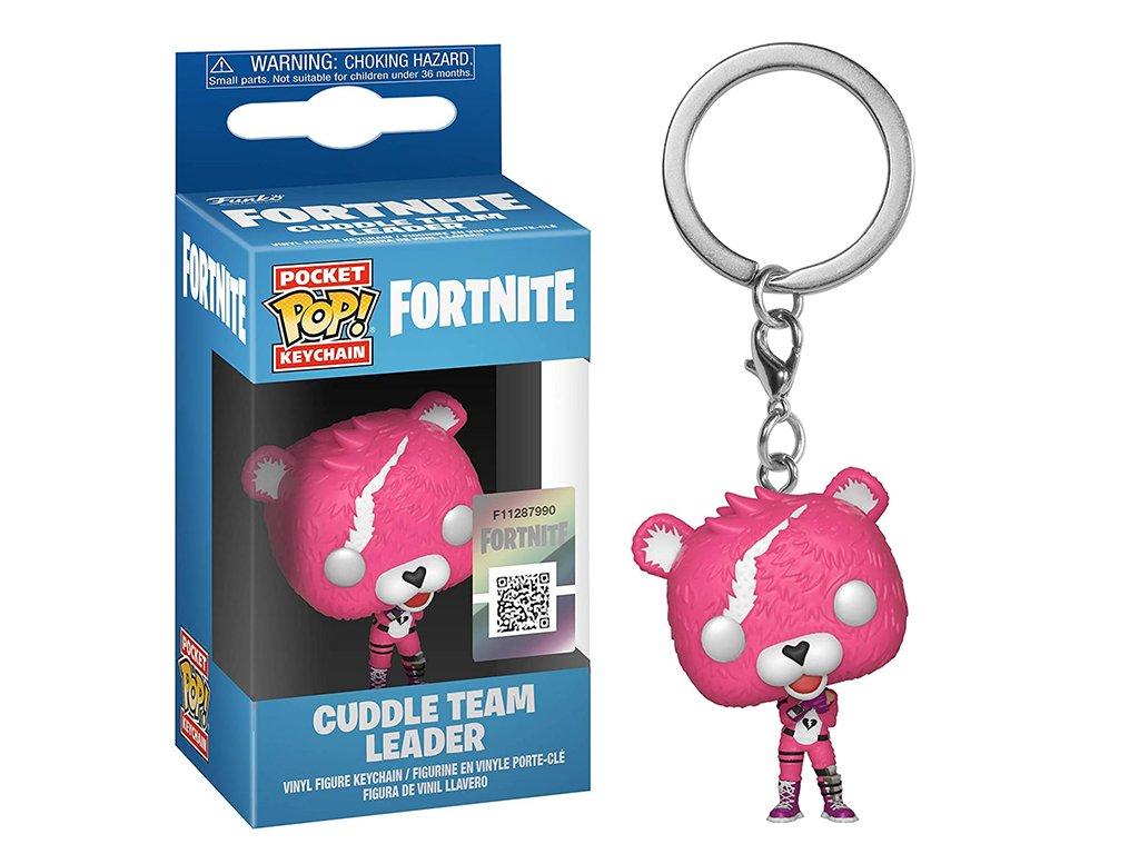Fortnite Funko Pocket Pop Cuddle Team Leader
