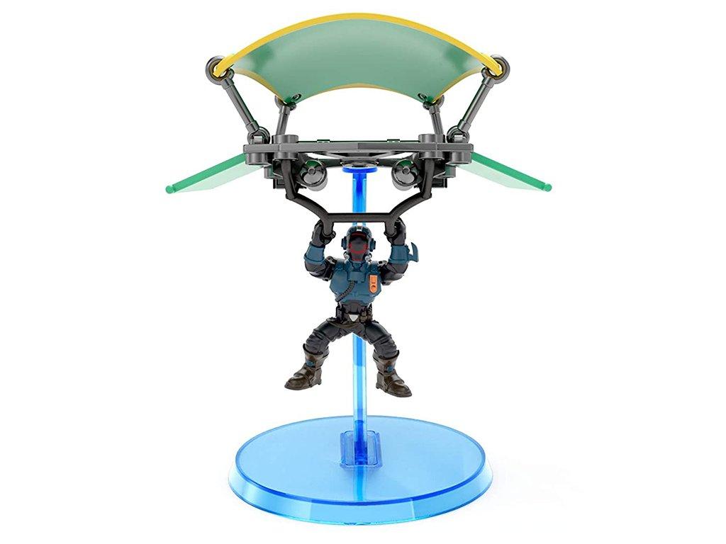 Fortnite Sada Meltdown Glider & figurka Visitor 4
