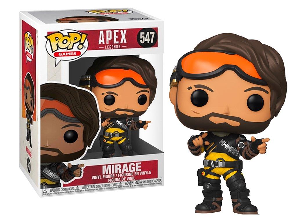 Funko Pop Figurka Mirage Apex Legends
