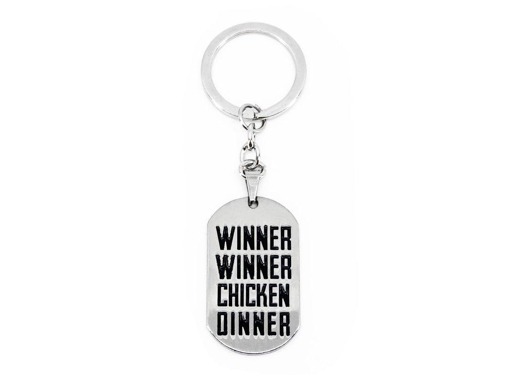 Klíčenka Winner Winner Chicken Dinner 2