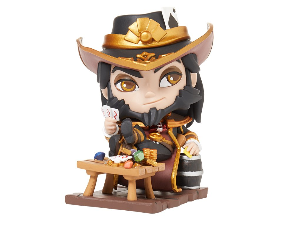 League of Legends Figurka Twisted Fate