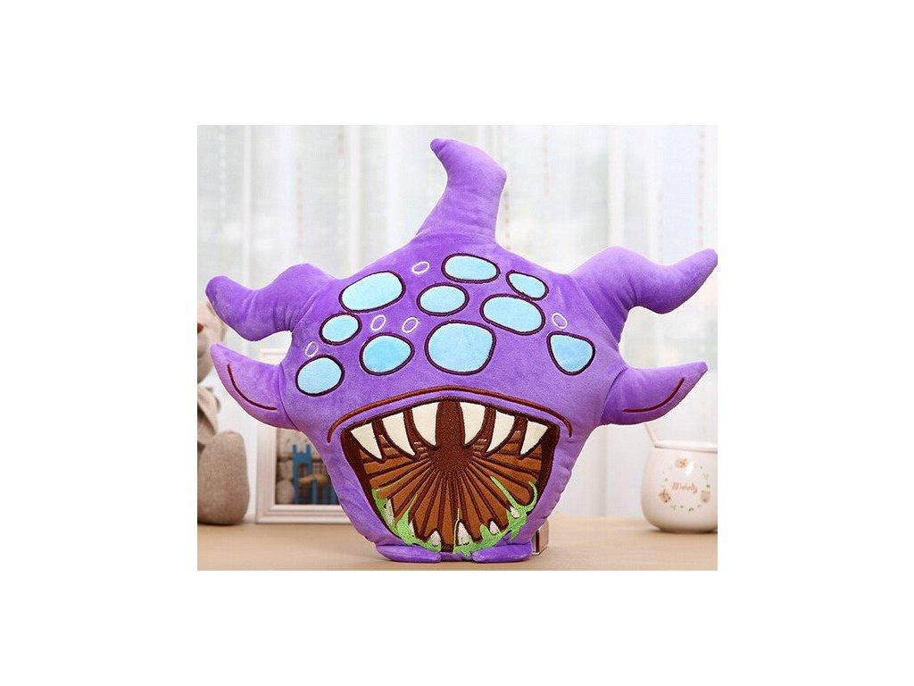 3d baron nashor purple pillow birthday gift lol league of legends plush toys 97250