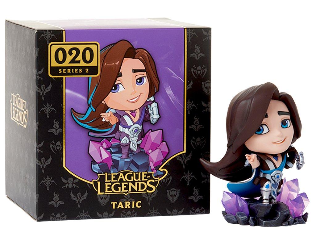 League of Legends Figurka Taric 3