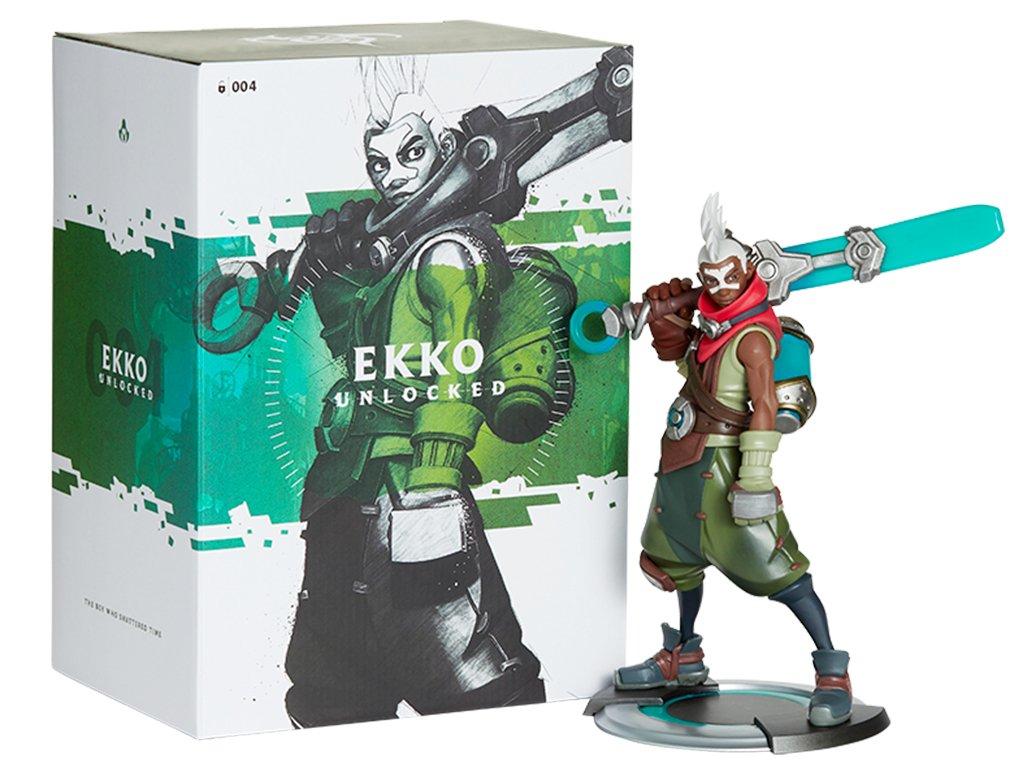 League of Legends Sběratelská figurka Ekko Unlocked 3