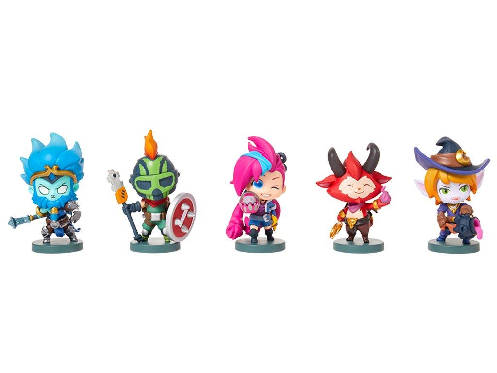 Set figurek Team Minis Harrowing 2