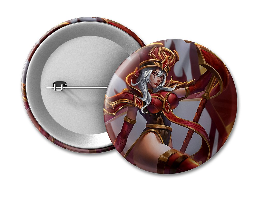 Placka Sally Whitemane