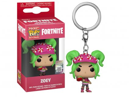 Funko Pocket Pop Zoey