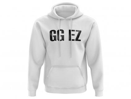 GG EZ bílá mikina na web