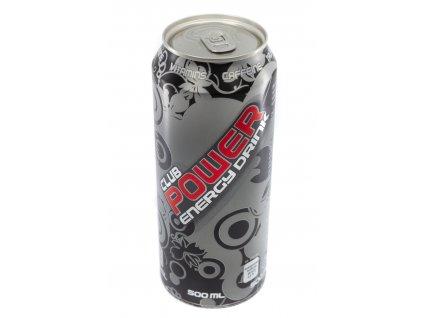Power Energy Club Drink - 500 ml