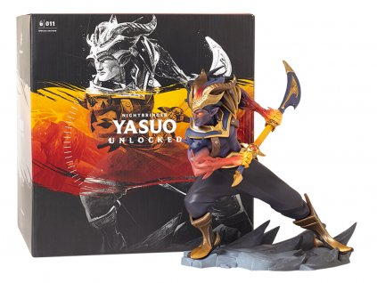 League of Legends Figurka Nightbringer Yasuo 5