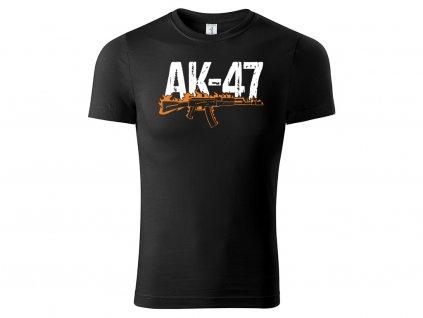 AK 47 black