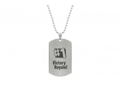 Victory Royale řetízek