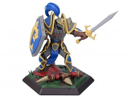 Warcraft Blizzcon Footman figure