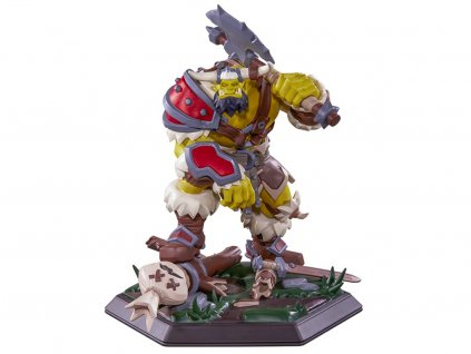Warcraft Blizzcon Orc Grunt Figure