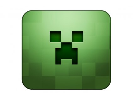 Minecraft creeper 45x40