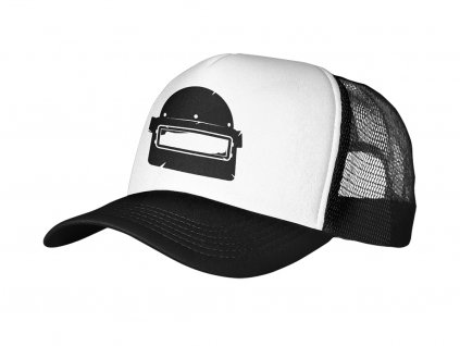 Trucker White helma
