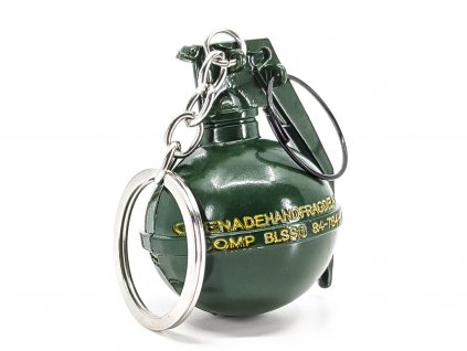 Klíčenka PUBG - Frag Grenade