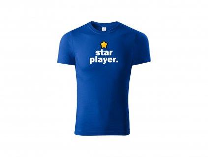 Starplayer blue