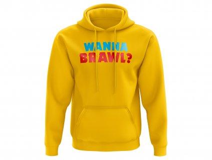 Wanna brawl yellow