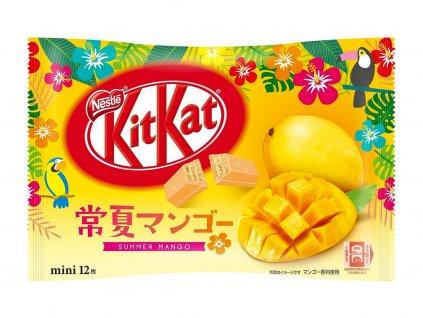 kitkat summer mango