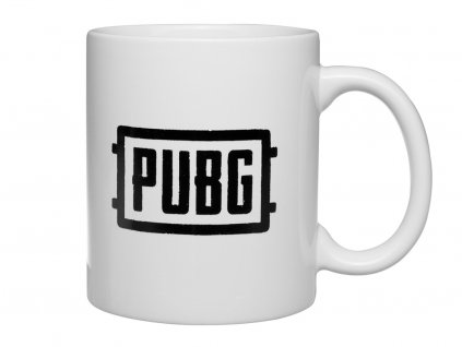 Hrnek PUBG Logo