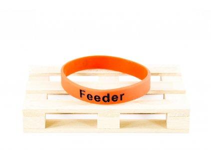 nramek feeder červený