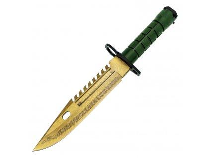 Bayonet M9 - Lore CS:GO nože