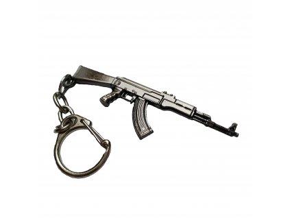 AK 47 Keychain
