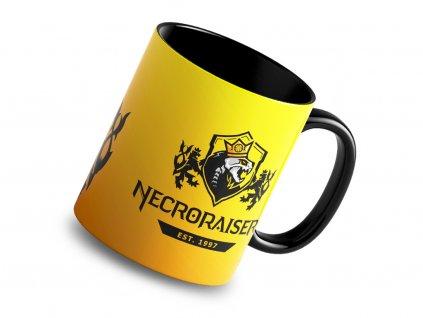 Hrnek 2.0 Necroraisers yellow 300 ml na eshop menší stín