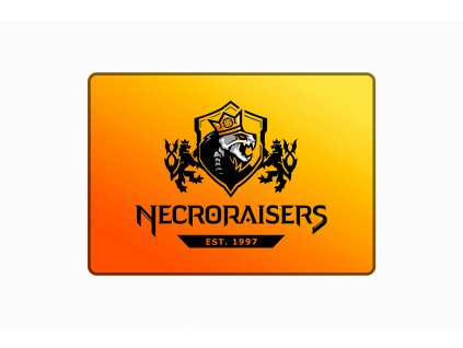 NECRORAISERS Podložka 45 a 90 mock up